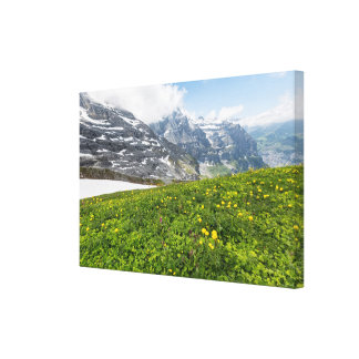 Lauterbrunnen Valley, Switzerland - Canvas