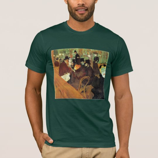 Lautrec: At the Rouge T-Shirt