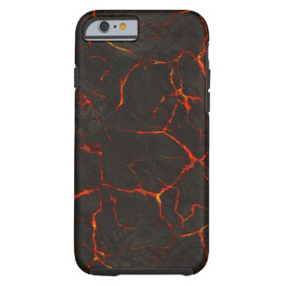 Lava crack phone case