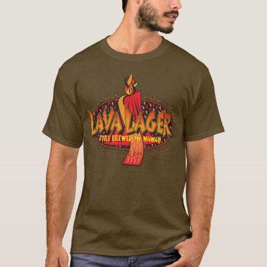 Lava Lager Hawaiian Beer T-Shirt