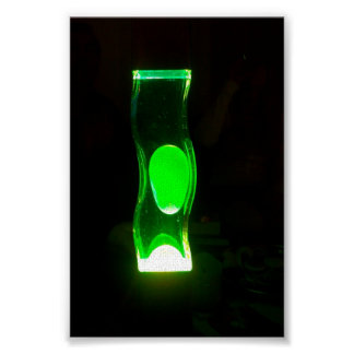Lava lamp poster