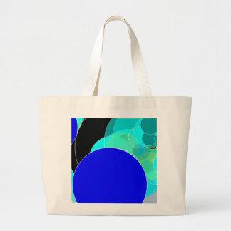 Lava & Light Tote Bag