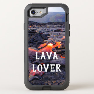 Lava Lover OtterBox Defender iPhone 8/7 Case
