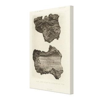 Lava, Lower Sevier, Utah Canvas Print