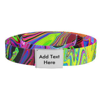 Lava of Colors Belt