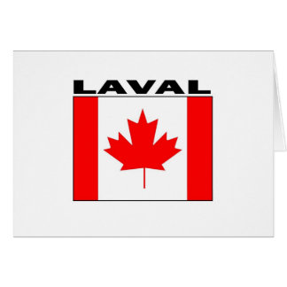 Laval Quebec Greeting Card