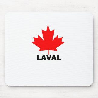 Laval Quebec Mouse Pad