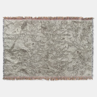 Laval Throw Blanket