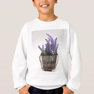 lavander sweatshirt