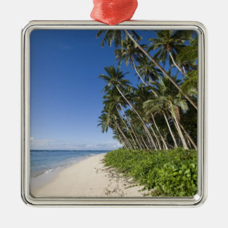 Lavena Beach, Taveuni, Fiji Christmas Ornament