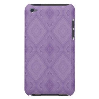 Lavendar Diamond Pattern Case for Motorola RAZR iPod Case-Mate Case