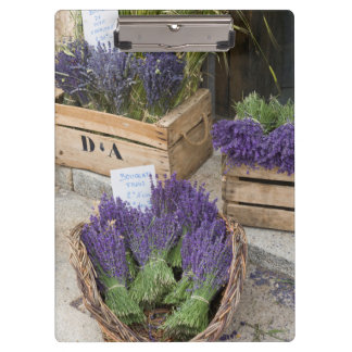 Lavendar for sale, Provence, France Clipboard