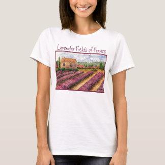 Lavendar in Provence France T-Shirt