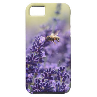 Lavender and Bees iPhone 5 Case