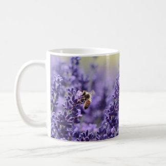 Lavender and Bees Mug