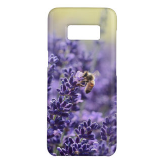 Lavender and Honey Bee II Case-Mate Samsung Galaxy S8 Case