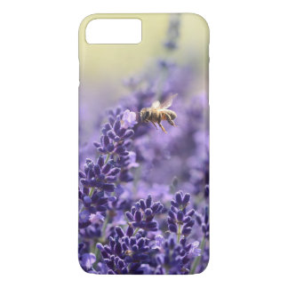 Lavender and Honey Bee iPhone 8 Plus/7 Plus Case