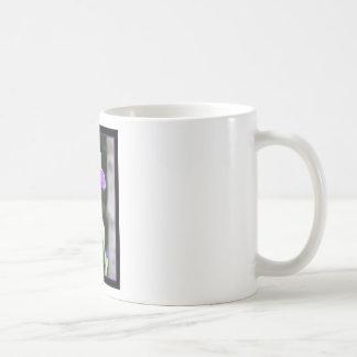 Lavender Bearded Iris mug