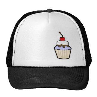 Lavender Blue Cupcake Cap