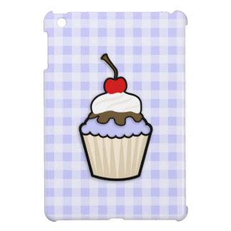 Lavender Blue Cupcake Cover For The iPad Mini