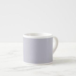 Lavender Blue Pastel Espresso Mug
