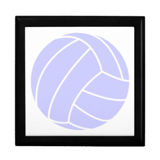 Lavender Blue Volleyball Gift Boxes