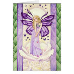 Lavender Blush Greeting Card, Customise It!