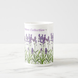 Lavender Bone China Mug