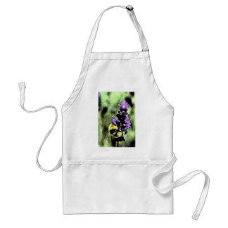 Lavender Bumblebee Fresco Standard Apron