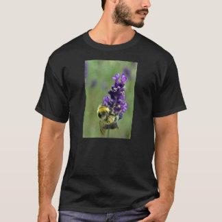 Lavender Bumblebee Watercolor T-Shirt