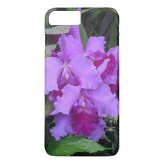 Lavender Catleya Orchids iPhone 7 Plus Case