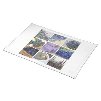 Lavender Collage by ProvenceProvence Placemat