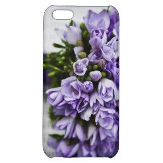 Lavender Crocus Bridal Bouquet iPhone 5C Case