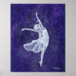 Lavender Dance Poster