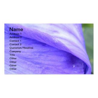 Lavender Delight Pack Of Standard Business Cards