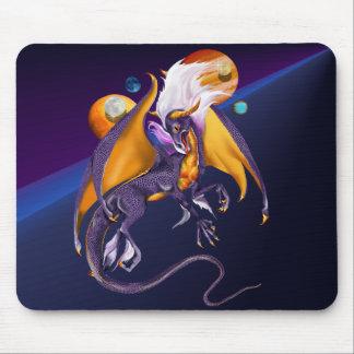 Lavender Dragon Mousepad