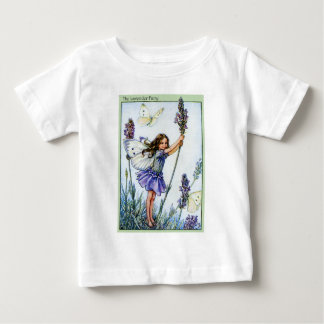 Lavender Fairy Baby T-Shirt