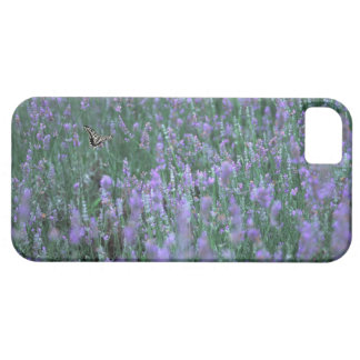 Lavender Field Case For The iPhone 5