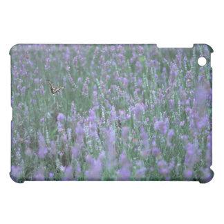 Lavender Field iPad Mini Cases