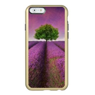 Lavender Field Landscape Summer Sunset Incipio Feather® Shine iPhone 6 Case