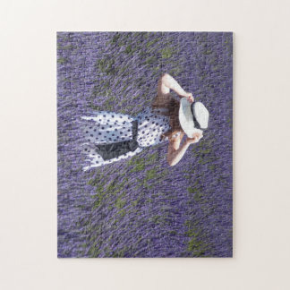 Lavender Fields Jigsaw Puzzle
