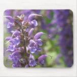 Lavender Flower Mouse Pad