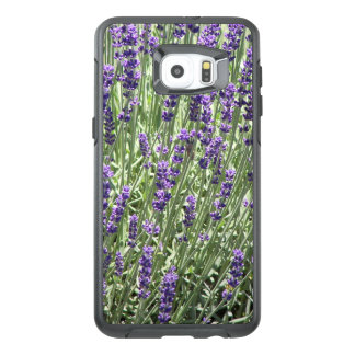 Lavender Flowers Floral OtterBox Samsung Galaxy S6 Edge Plus Case