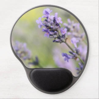 Lavender Flowers. Gel Mouse Mat