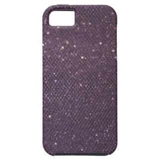 Lavender Glitter iPhone 5 Cases