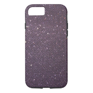 Lavender Glitter iPhone 8/7 Case