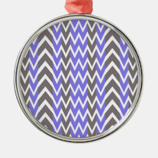 Lavender Gray Hump Christmas Ornament