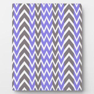 Lavender Gray Hump Plaque