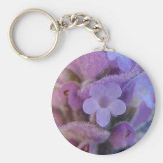 Lavender Heals keychain