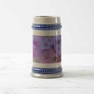 Lavender Heals stein Beer Steins
